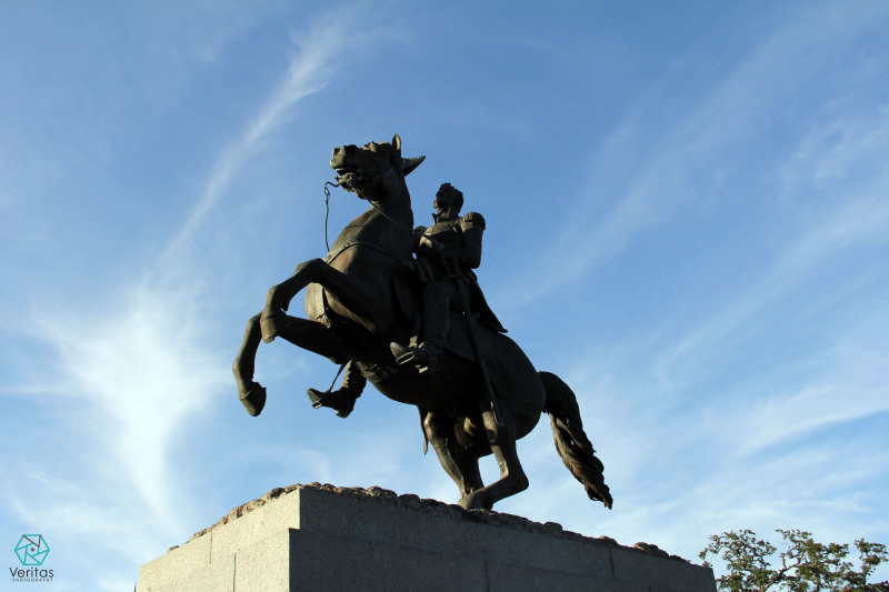 Jackson Square Statue New Orleans