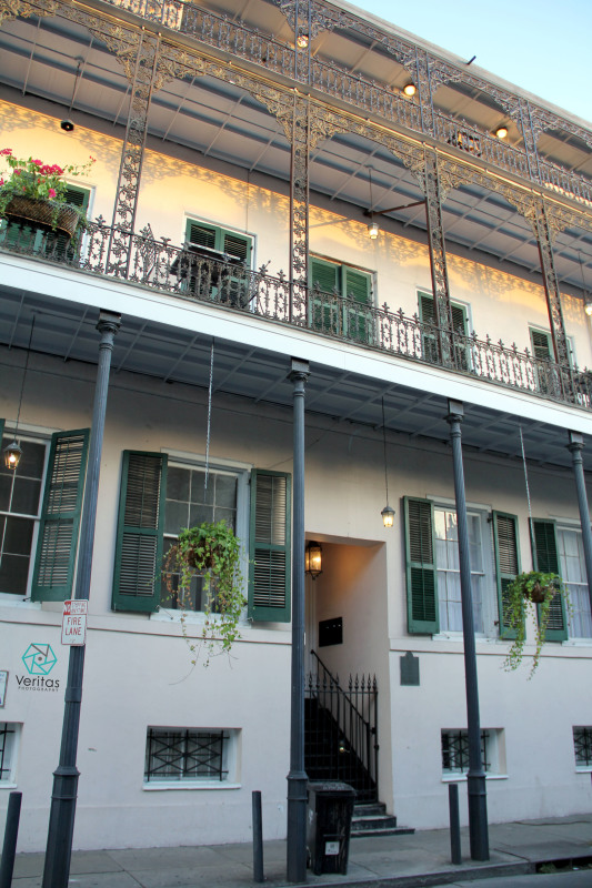 New Orleans French Quarter Architecture | Veritas Photography
