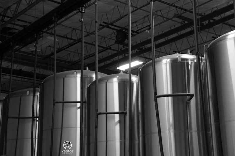 Black and white challenge brewery|Veritas Photography